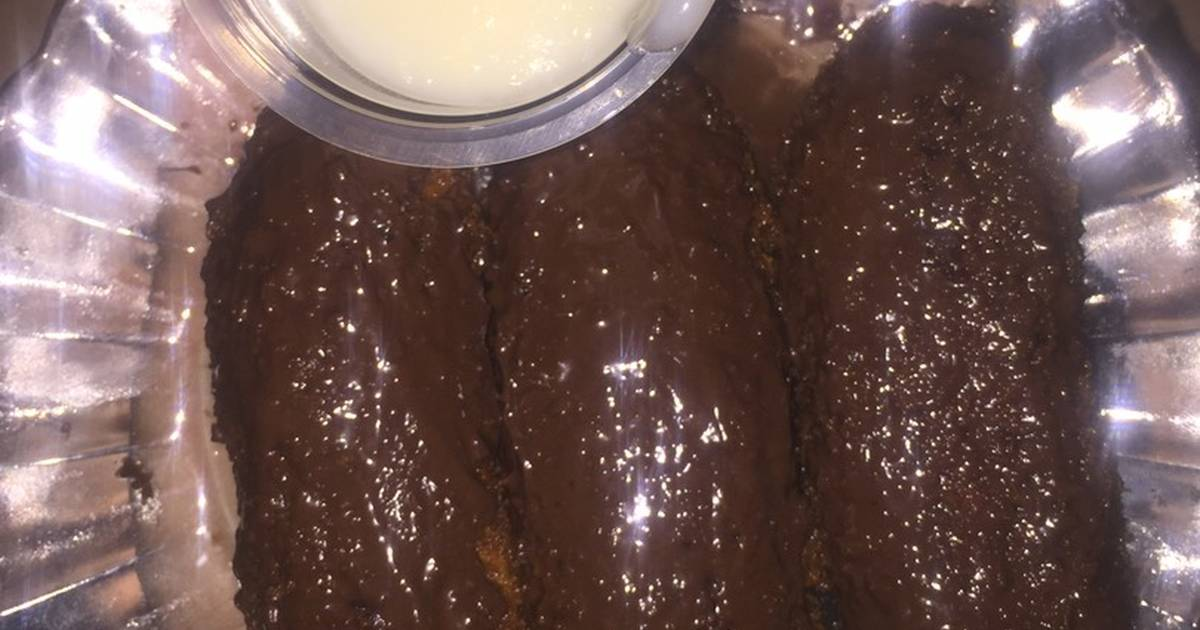 Resep Sate Pisang Crunchy Oleh Dolvin Dona Erdita Cookpad