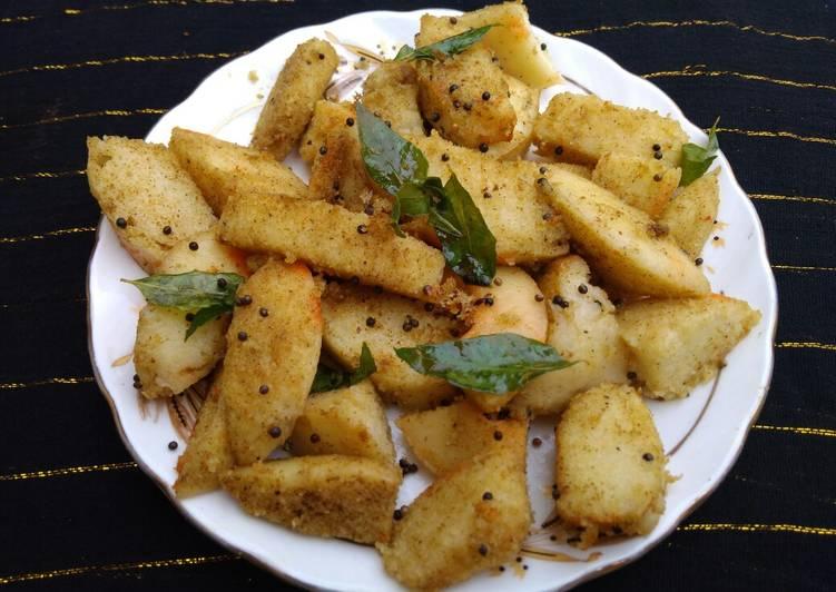Achari Idli Finding Nutritious Fast Food