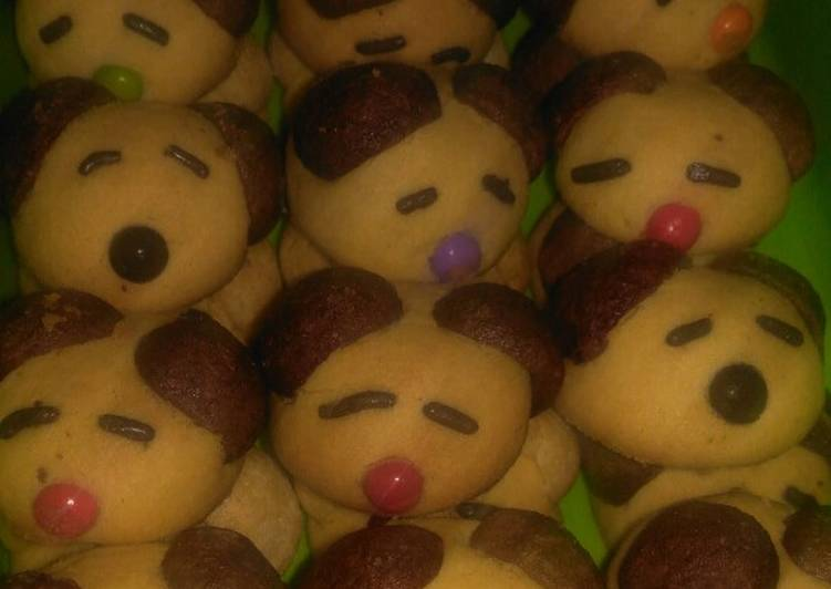 Dogie cookies renyah banget👌#bikinramadhanberkesan - cookandrecipe.com