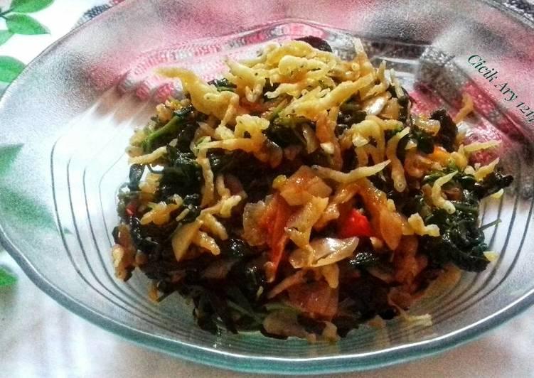 Teri sambal kemangi #pr_recookmasakanawalanT