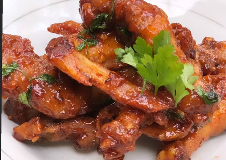 Step-by-Step Guide to Make Speedy Buffalo chicken wings
