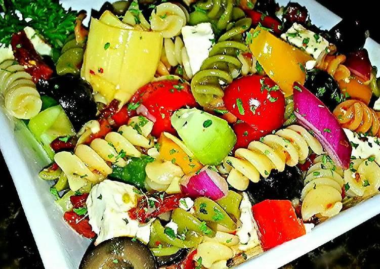 Mike's Chilled Greek Feta Salad