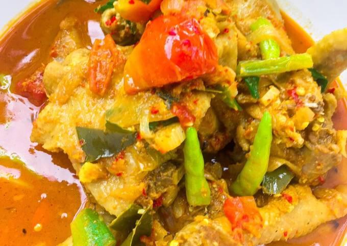 Tongseng Ayam (Menu Buka Puasa)