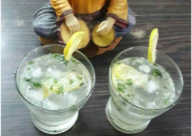 Lemonade mojito