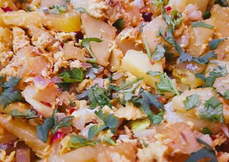 Easiest Way to Prepare Perfect Anday Aloo