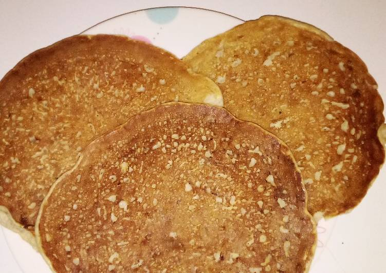 🍌 Banana pancake
