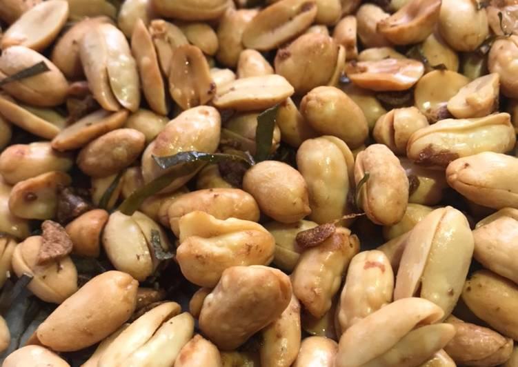 Kacang Goreng Renyaah.. 😋