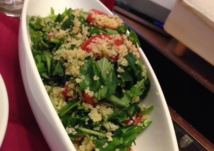 Couscous Rucola Salad