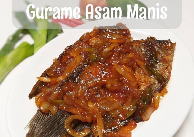 Resep Gurame Asam Manis farah quinn