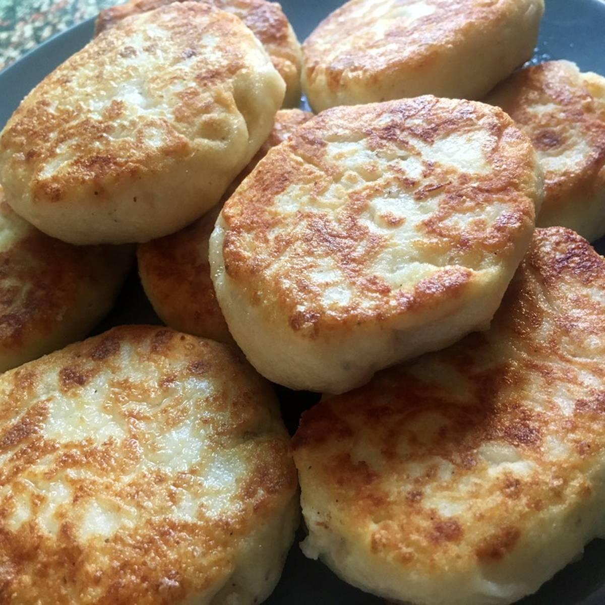 Сырники из риса рецепт с фото
