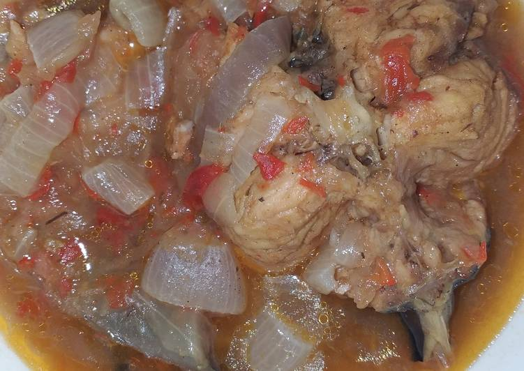 How to Make Quick Cat fish pepper soup
