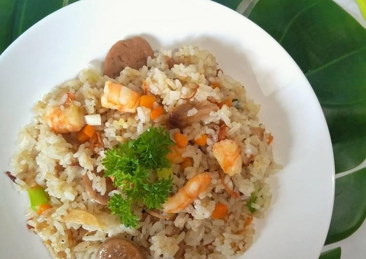 Nasi Goreng Arab