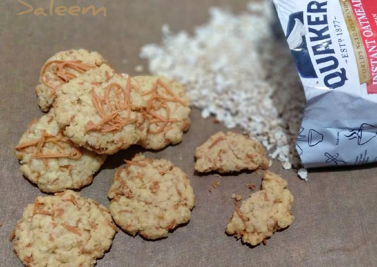 Bagaimana Membuat Cheese Oatmeal Cookies Anti Gagal