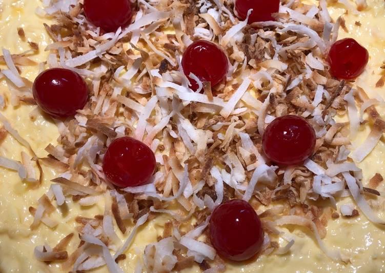Easiest Way to Make Delicious Hawaiian ???? Pie ????
