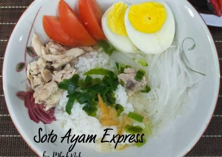 Soto Ayam Ekspress