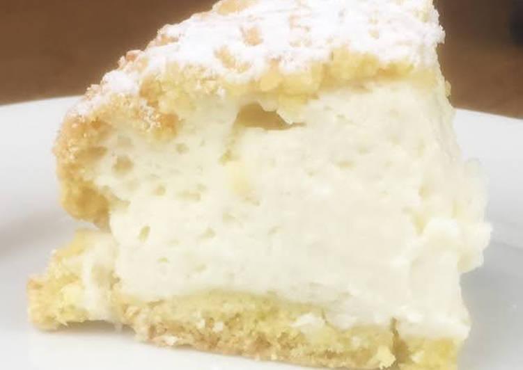 Recette Délicieux Recette gâteau au yaourt grec si crémeux et aérien
