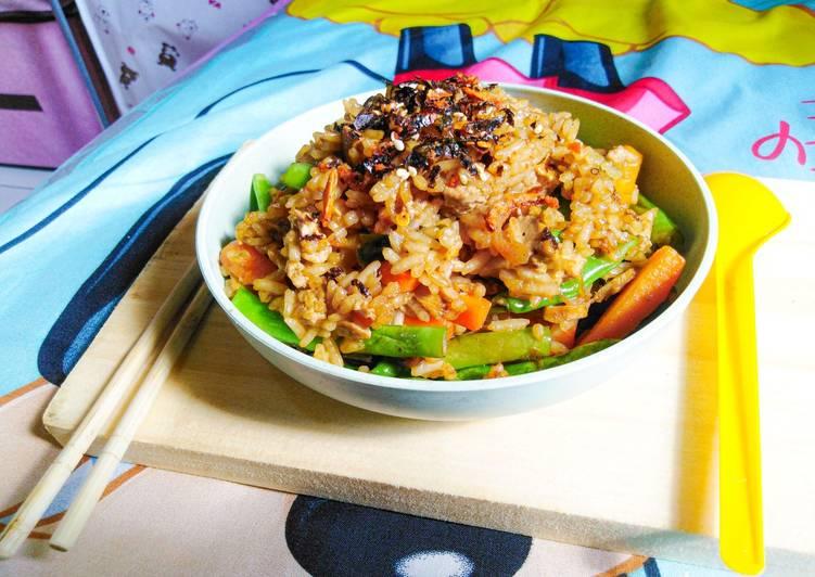 Nasi Goreng Simpel Untuk Diet
