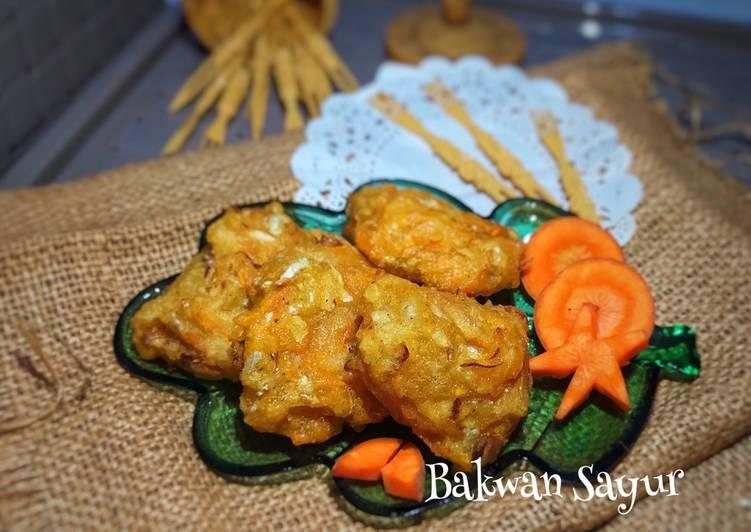 Resep Bakwan Sayur Paling dicari