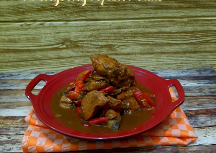 Krengseng Ayam Pedas