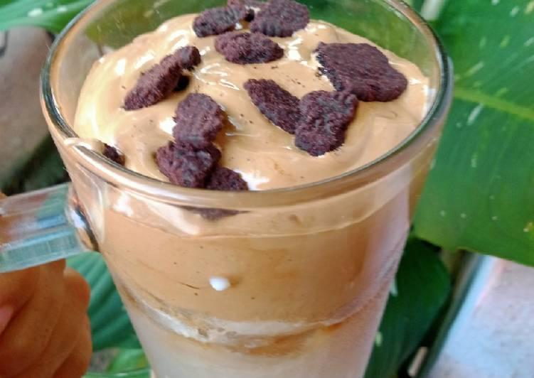 Dalgona coffea
