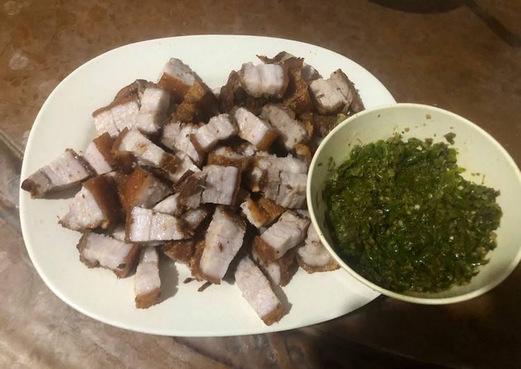 Resep Babi Goreng Lapo dan Sambal Andaliman yang enak