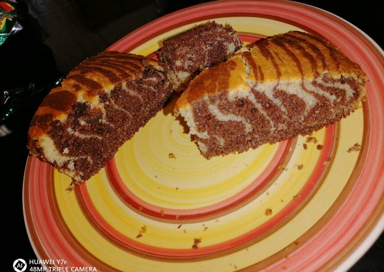 Recipe of Homemade Sponge Cake