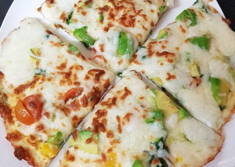 My Lovely Veggie Omelette 💚