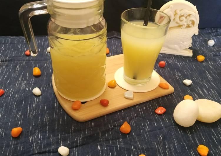 Award-winning Fresh Sweet Lime Juice