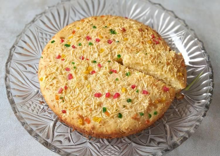Brudel Cake Khas Manado