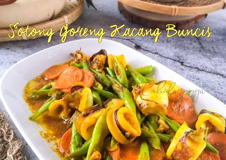 resipi sotong goreng kunyit bagaimana sotong goreng kunyit malaysian food kombinasi rasa Resepi Kentang Berkuah Enak dan Mudah