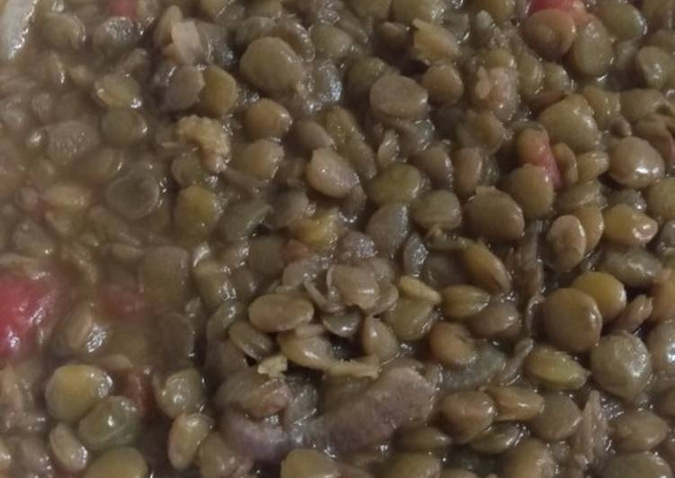 Kamande(lentils)