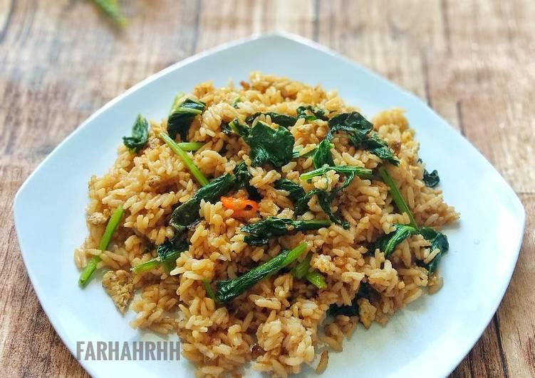 Nasi Goreng Pokcoy