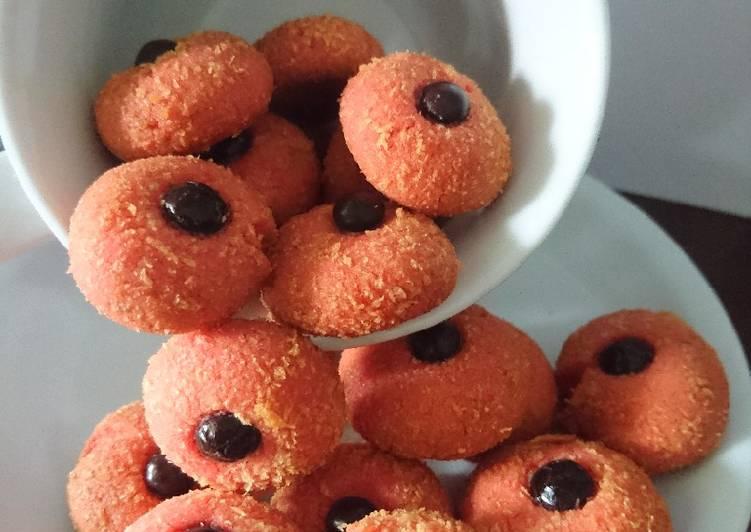 Kuker monde red velvet (Janda Genit)