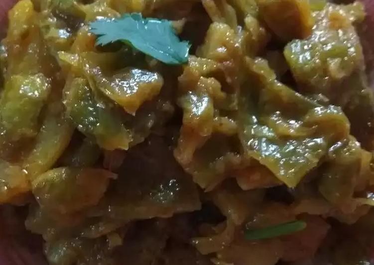 What is Dinner Ideas Super Quick Homemade Sim aloo ki sabji