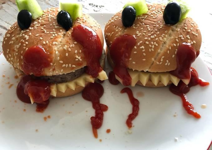 Bloody burger