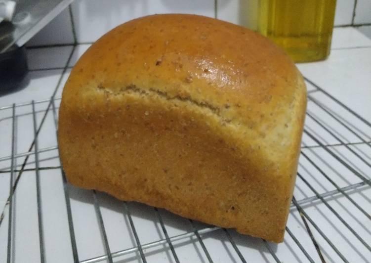 Roti tawar BRAN - food processor