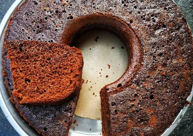 resep mengolah Bolu karamel - Sajian Dapur Bunda