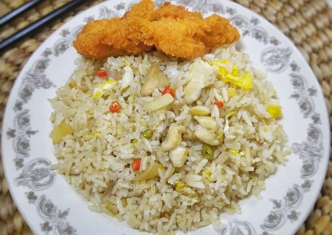 Nasi Goreng Ayam Kecap Asin