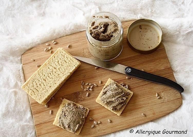 Recette: Délicieux Terrine de champignons, bio sans gluten, sans oeufs, sans lait
