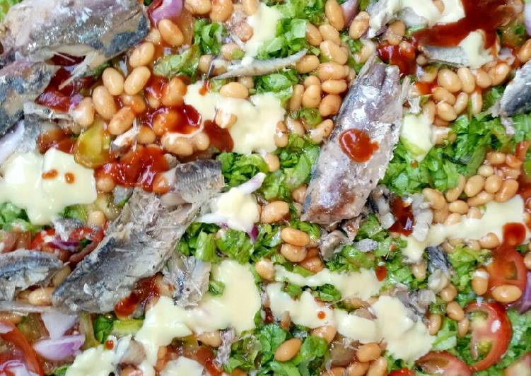 Recipe of Award-winning Lettuce Salad