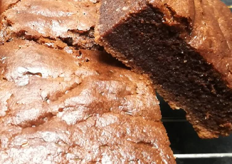 Easy Souffle Brownie