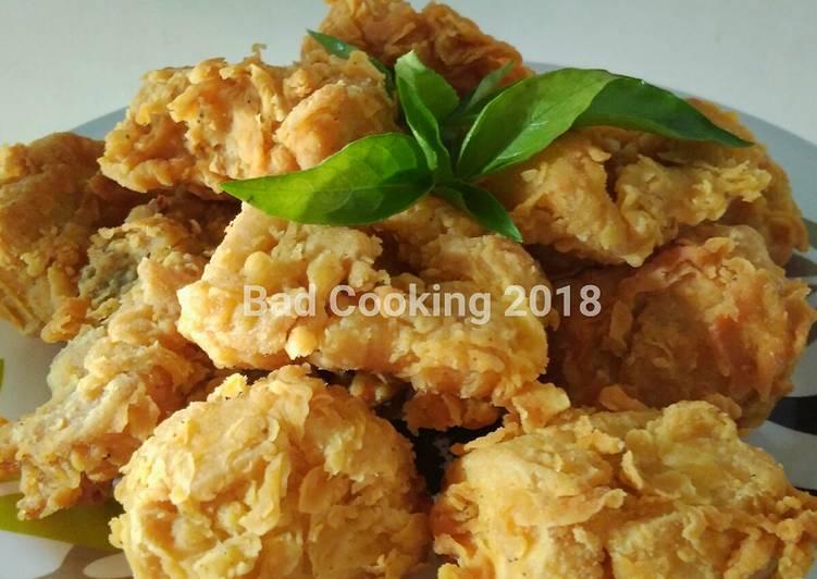 Resep Tahu kentucky oleh 🍴 Bad Cooking🍹 - Cookpad