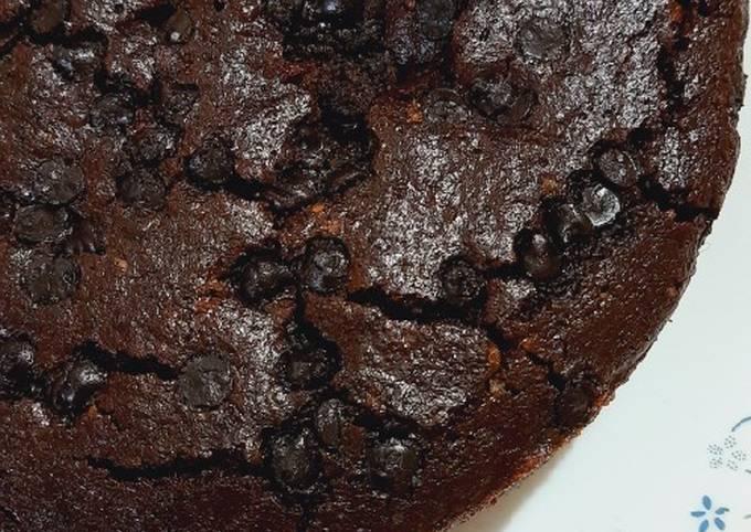 Rice flour chocolate cake (Gluten free)