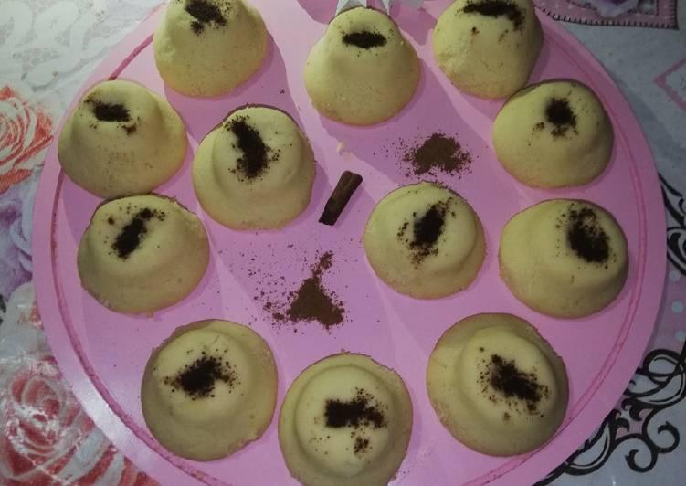 Recette Savoureux Gâteau Algerien Ghribia