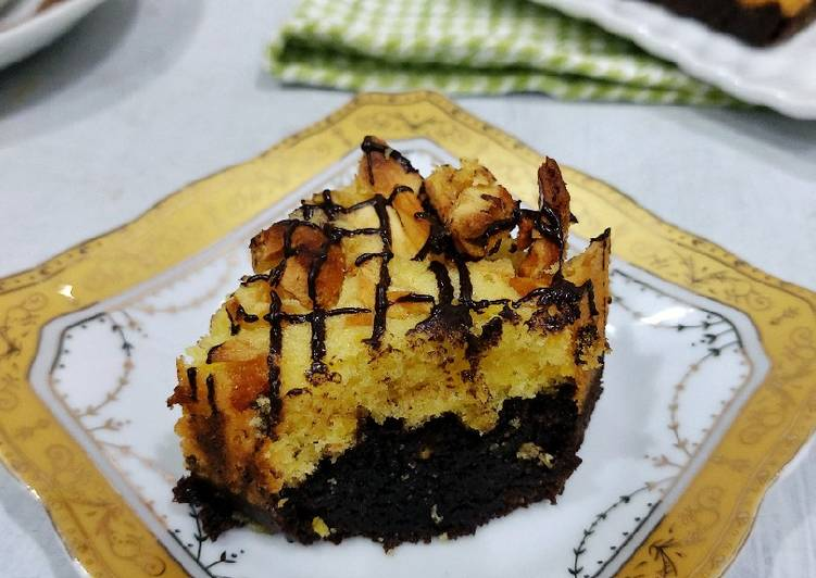 Brownies Jagung Nangka