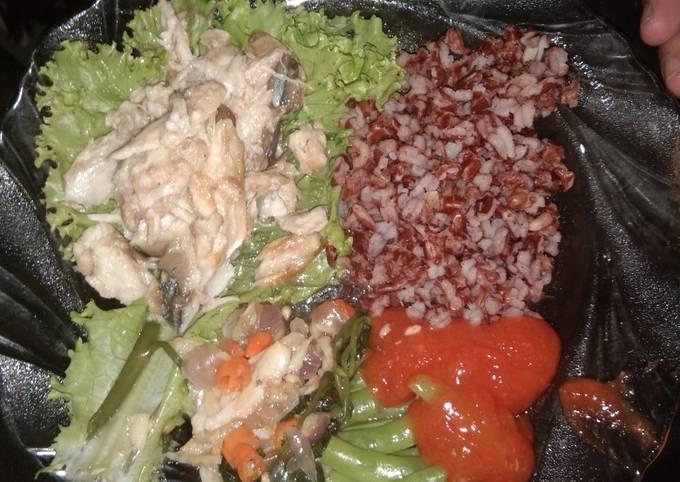 Menu diet 345 kalori #5resepterbaruku