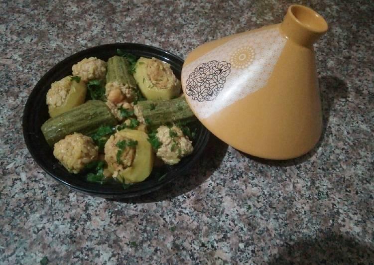 Comment faire Faire Savoureux Dolma légumes