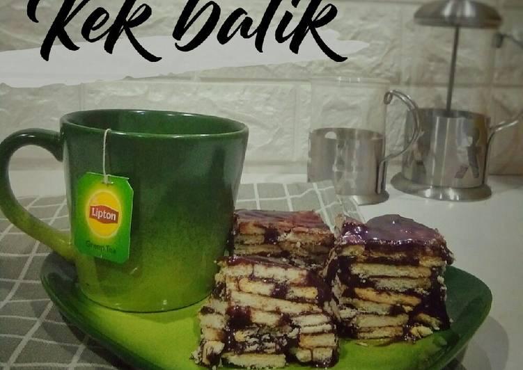 Resepi:  Kek batik  2021