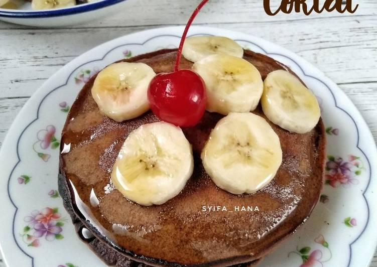 Pancake Coklat #week1