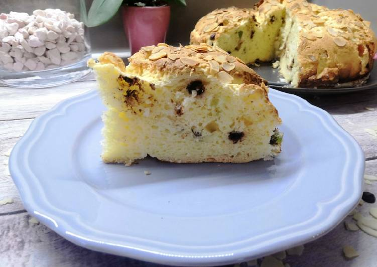 Glutén és tejmentes kalács recept foto